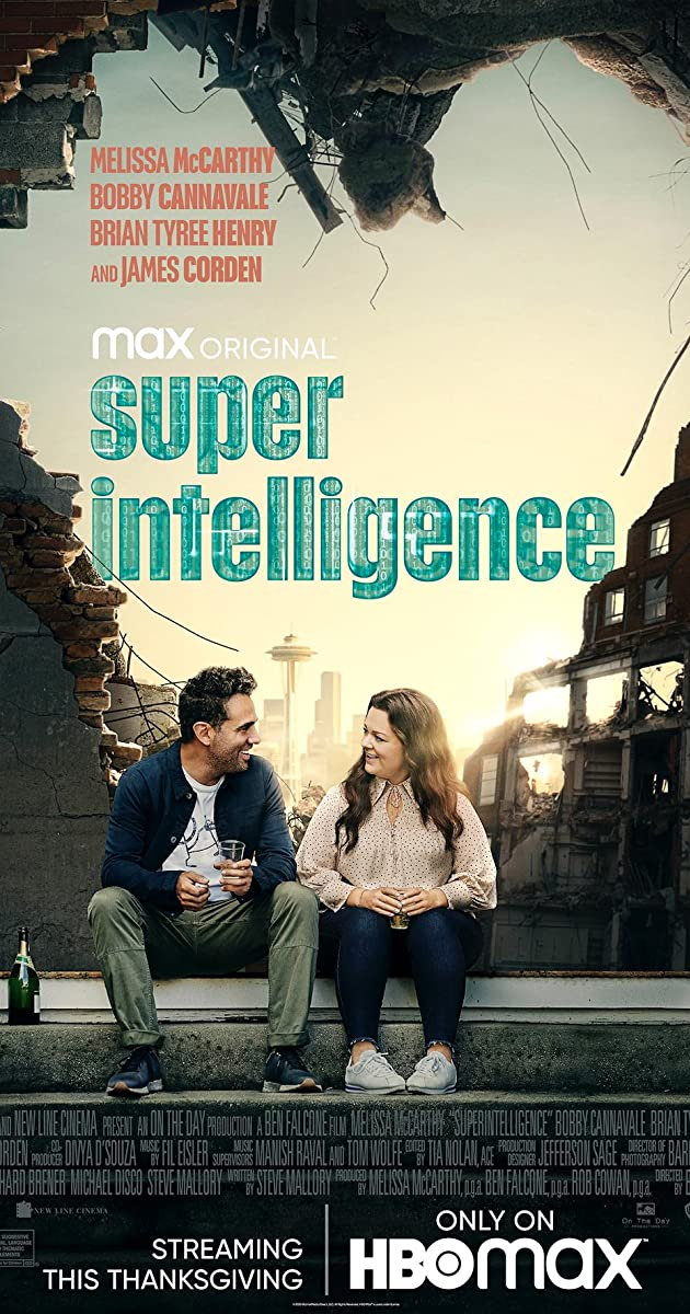 Superintelligence (2020): สื่อรัก ปัญญาประดิษฐ์