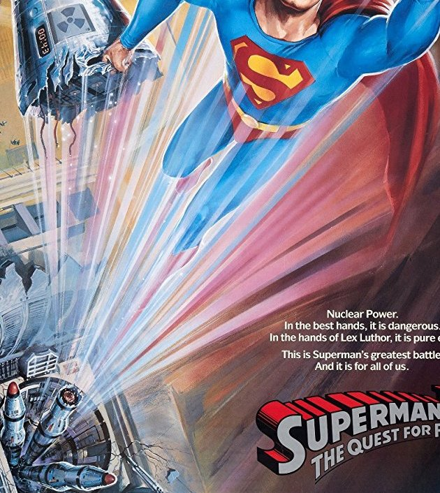 Superman IV: The Quest for Peace (1987) ซูเปอร์แมน 4