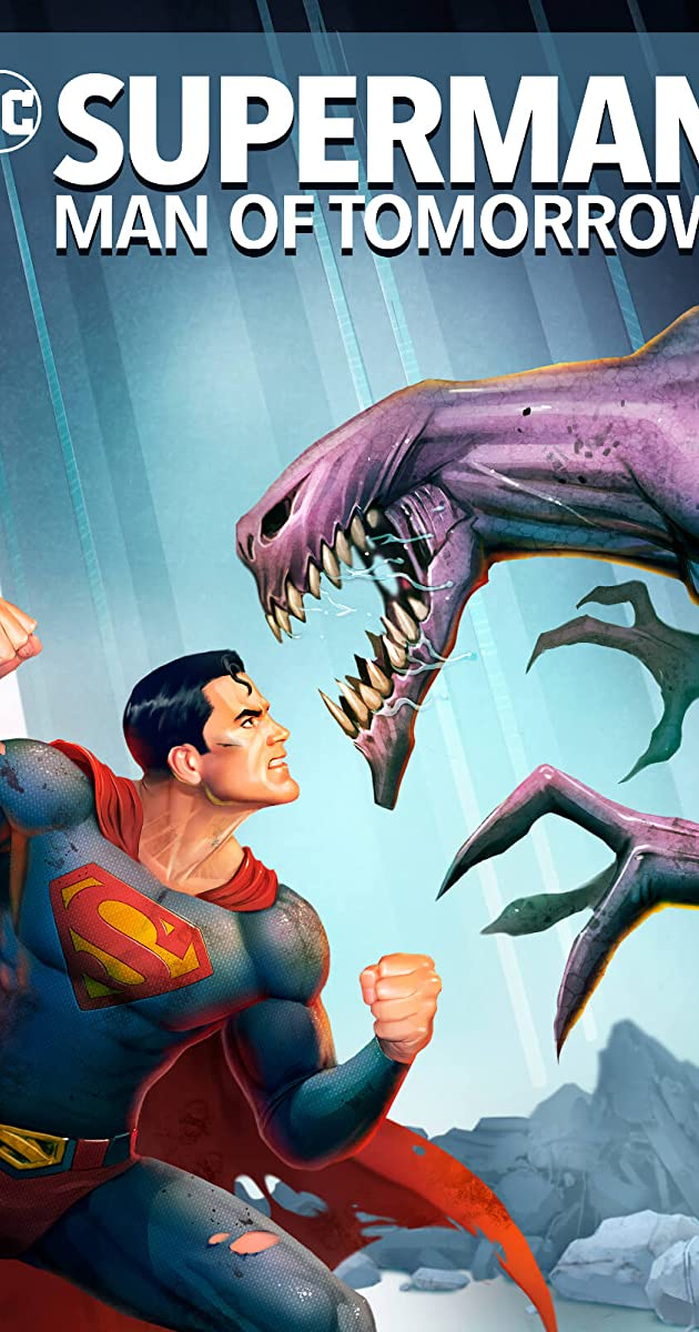 Superman Man of Tomorrow (2020)