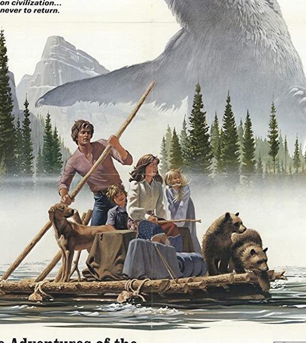 The Adventures of the Wilderness Family (1975): บ้านเล็กในป่าใหญ่