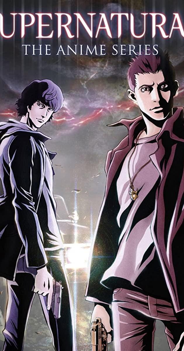 Supernatural: The Animation TV Series (2011): ล่าปริศนาเหนือโลก