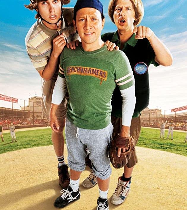 The Benchwarmers (2006): สามห่วยรวมกันเฮง