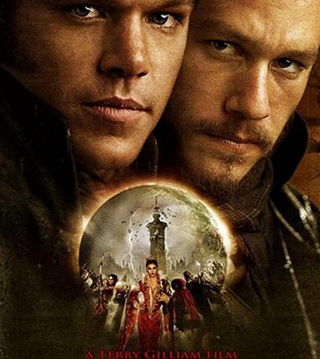 The Brothers Grimm (2005): ตะลุยพิภพมหัศจรรย์