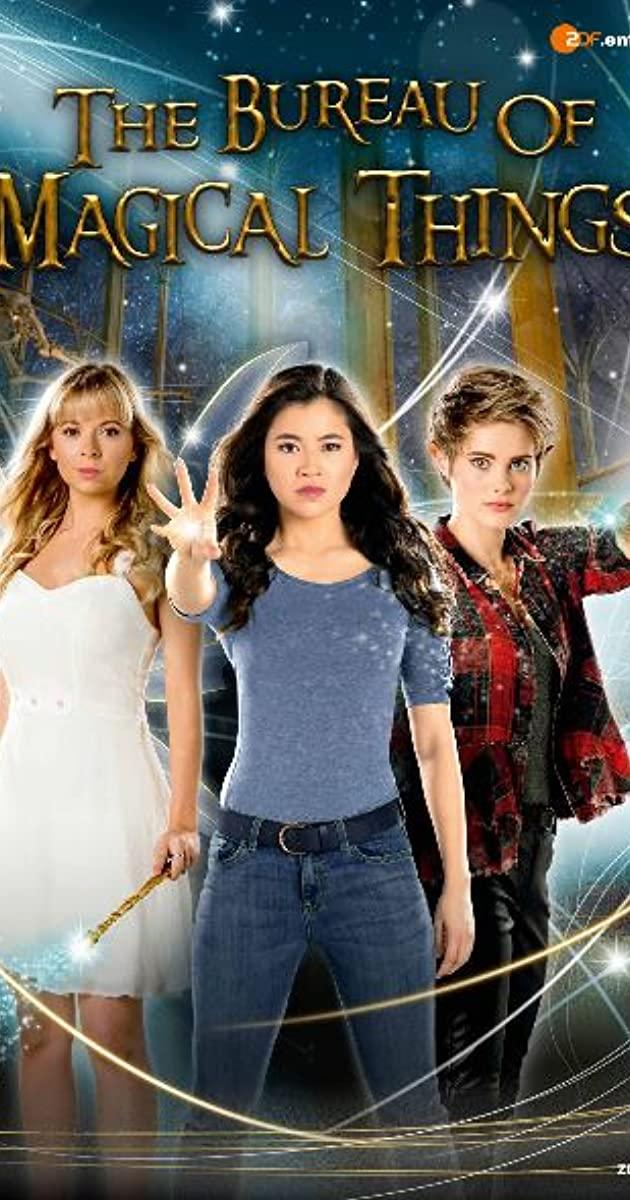 The Bureau of Magical Things TV Series (2018)
