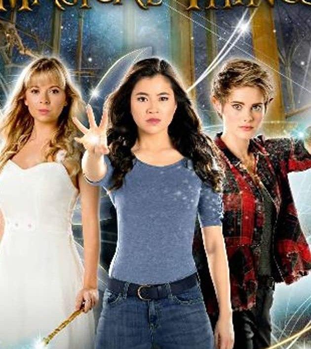 The Bureau of Magical Things TV Series (2018): มหัศจรรย์เวทมนตร์อลเวง