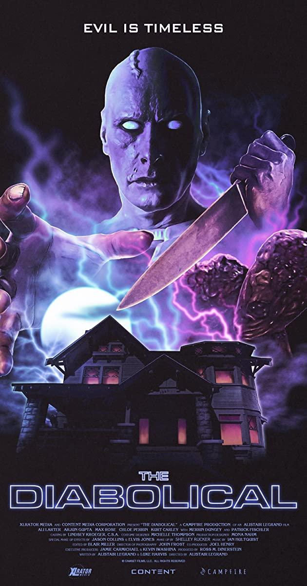 The Diabolical (2015): บ้านปีศาจ