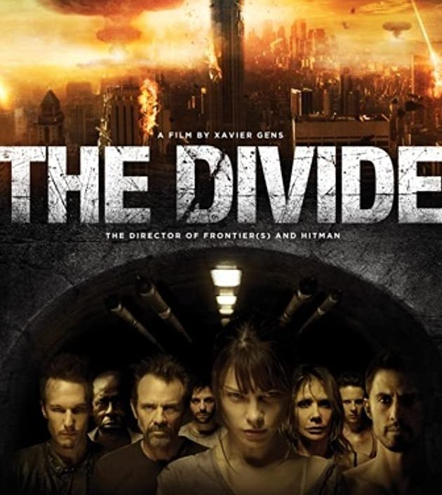 The Divide (2011): ปิดตายหลุมนิรภัยท้านรก