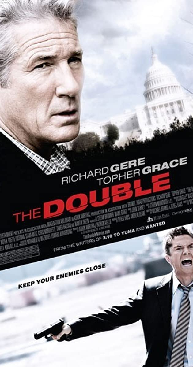 The Double (2011): ผ่าเกมอำมหิต 2 หน้า