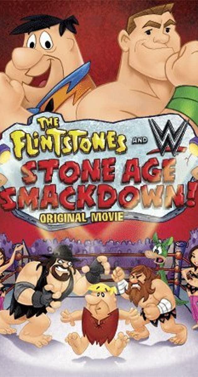 The Flintstones & WWE