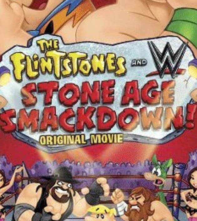 The Flintstones & WWE: Stone Age Smackdown (2015): มนุษย์หินฟลินท์สโตน กับศึกสแมคดาวน์