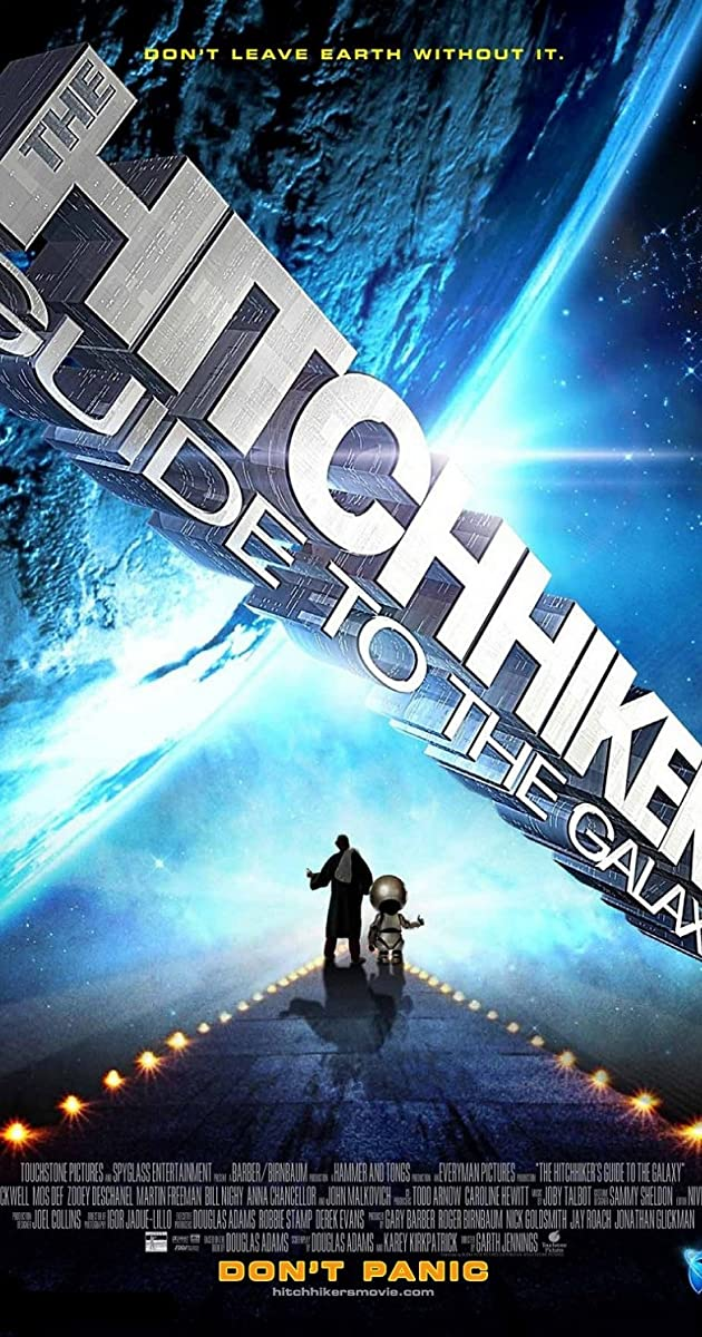 The Hitchhikers Guide to the Galaxy (2005)
