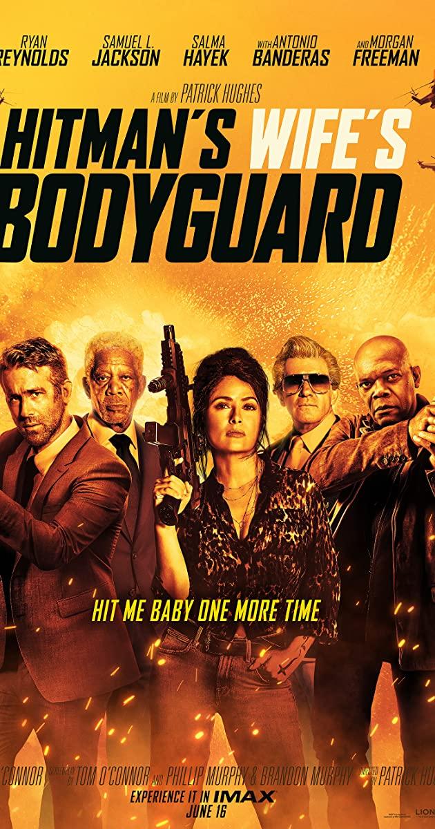 The Hitman's Wife's Bodyguard 2021