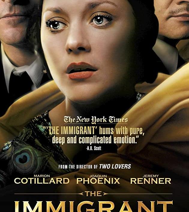The Immigrant (2013): ลี้ภัยร้าย พ่ายภัยรัก