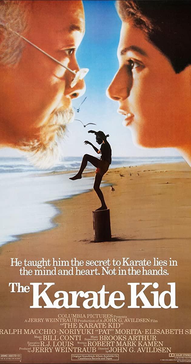 The Karate Kid (1984): คิด คิด ต้องสู้