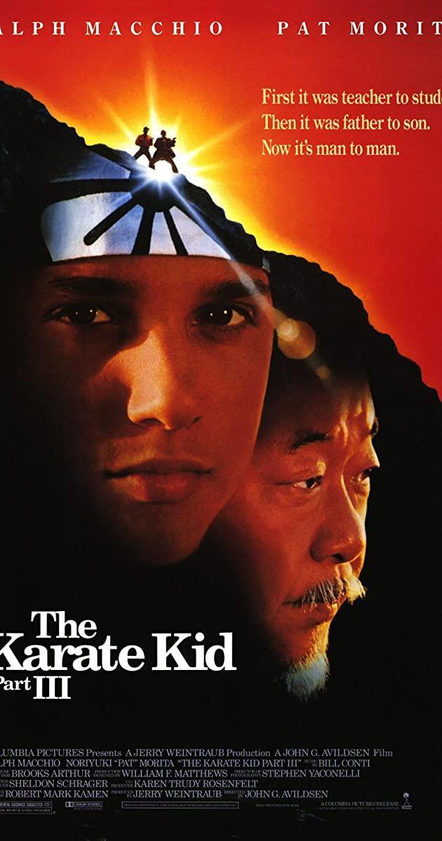 The Karate Kid Part III (1989): คาราเต้ คิด 3 เค้นเลือดสู้