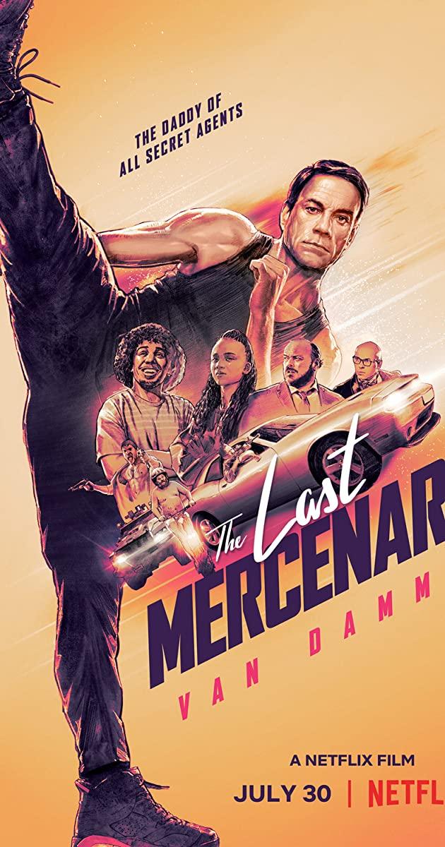 The Last Mercenary (2021): ทหารรับจ้างคนสุดท้าย