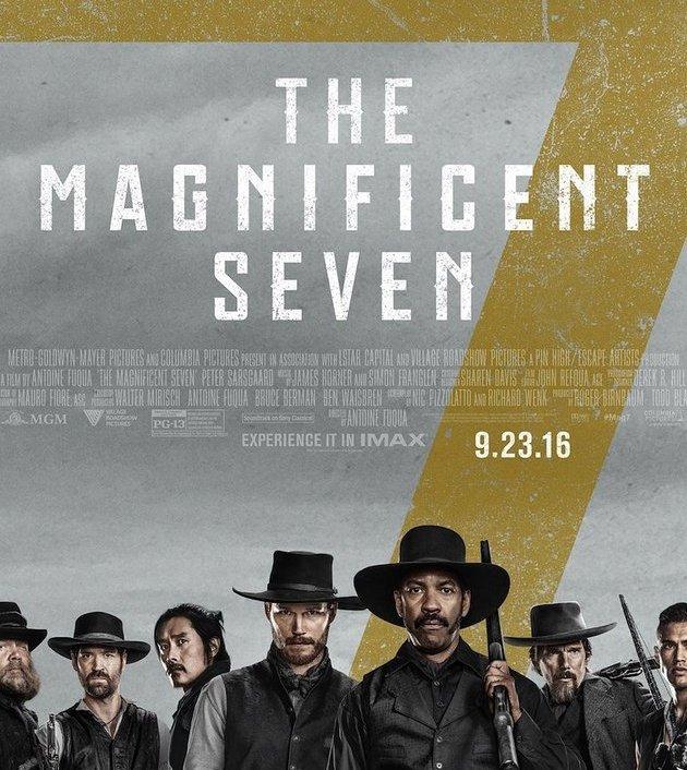 The Magnificent Seven (2016): 7 สิงห์แดนเสือ