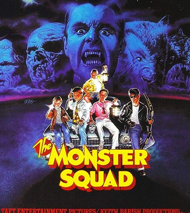 The Monster Squad (1987) : แก๊งสู้ผี