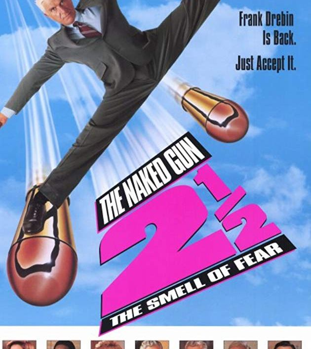 The Naked Gun 2½: The Smell of Fear (1991): ปืนเปลือย ภาค 2