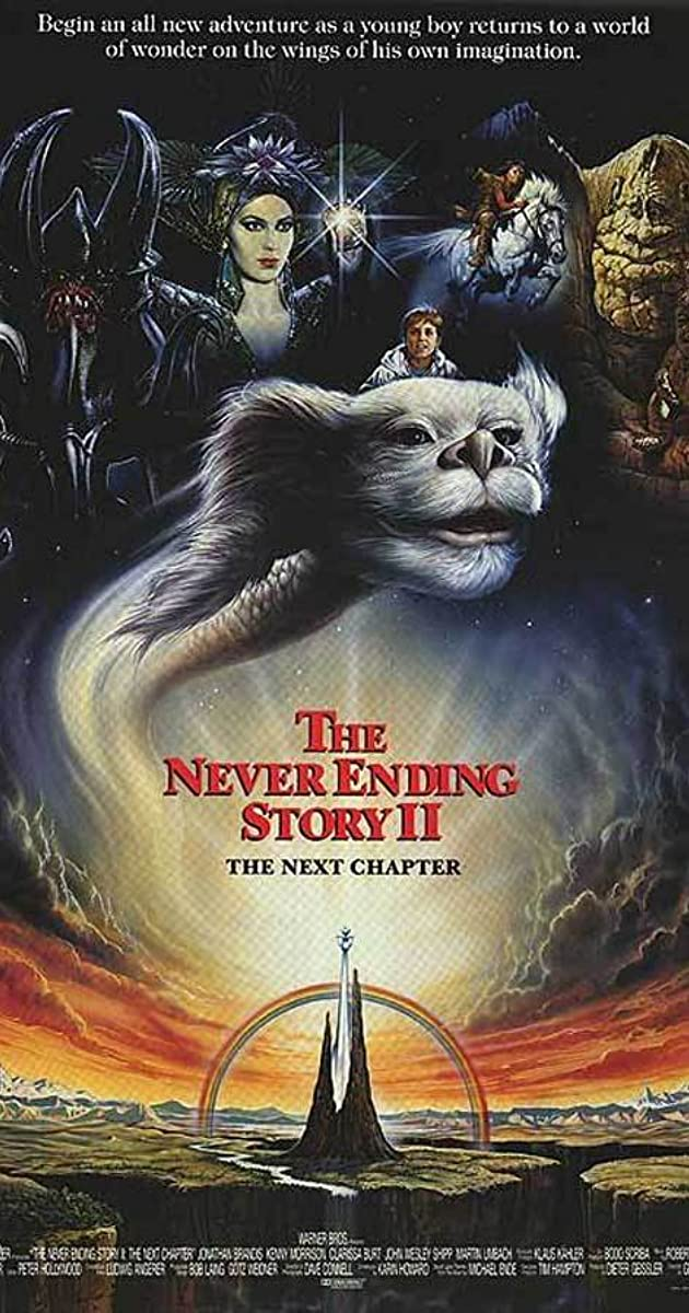 The NeverEnding Story II The Next Chapter (1990)