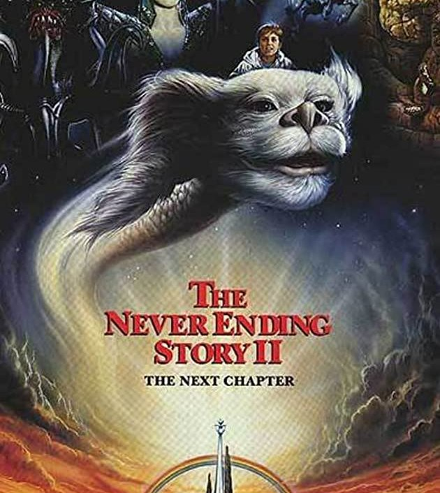 The NeverEnding Story II: The Next Chapter (1990): มหัศจรรย์สุดขอบฟ้า 2
