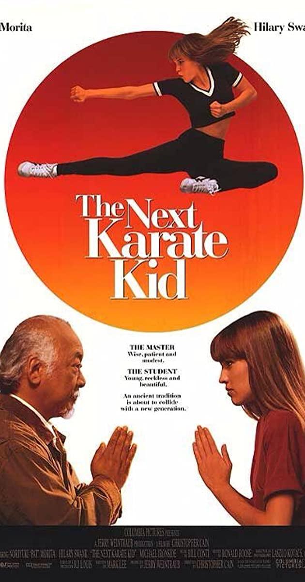 The Next Karate Kid (1994): คาราเต้ คิด 4