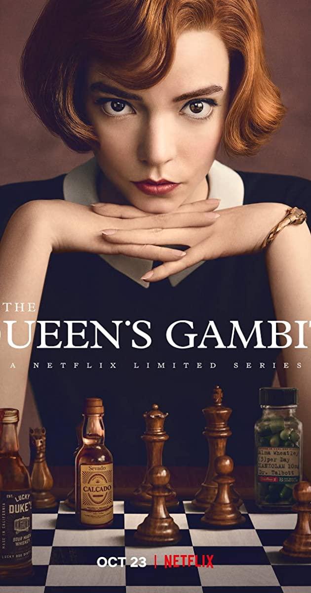 The Queen's Gambit TV Mini-Series (2020): เกมกระดานแห่งชีวิต