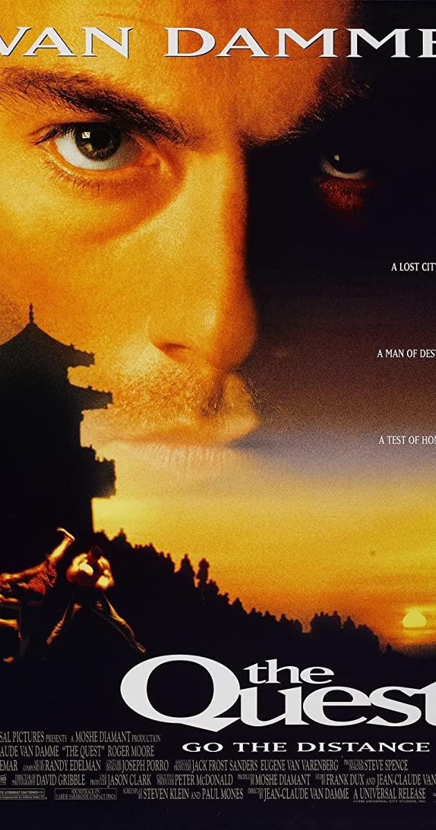 The Quest (1996): ฅนบ้าเกินคน
