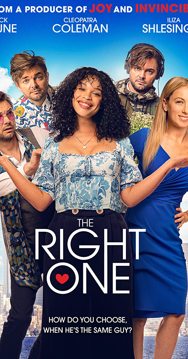 The Right One (2021)