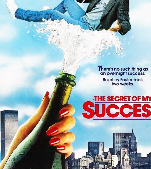 The Secret of My Success (1987): สูตรรักสำเร็จรูป
