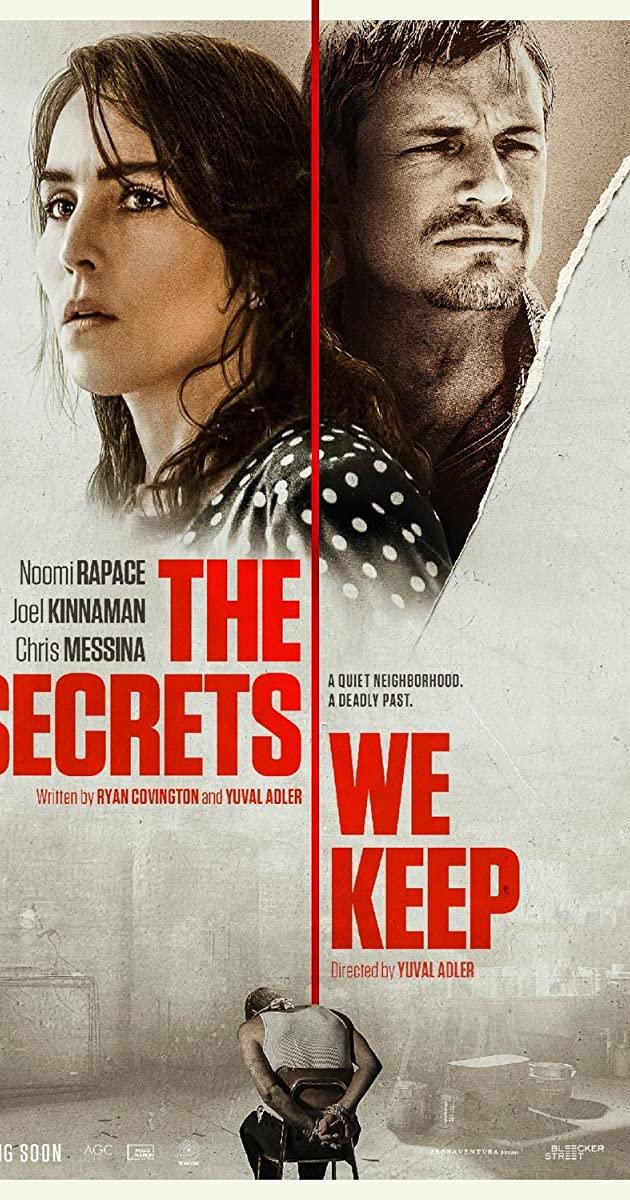 The Secrets We Keep (2020): ขัง แค้น บริสุทธิ์