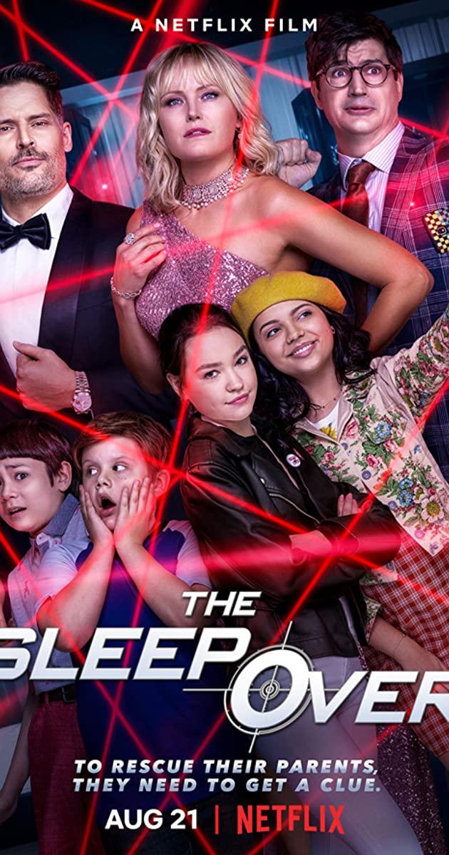 The Sleepover (2020): เดอะ สลีปโอเวอร์