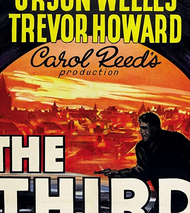 The Third Man (1949) :ใครคือฆาตกร