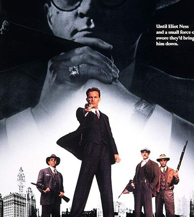 The Untouchables (1987) : จ้าพ่ออัลคาโปน