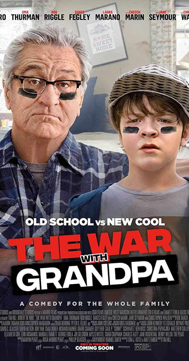 The War with Grandpa (2020): ถ้าปู่แน่ ก็มาดิครับ