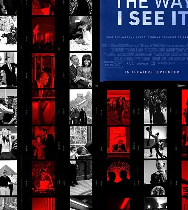 The Way I See It (2020): เล่าเรื่องผ่านเลนส์