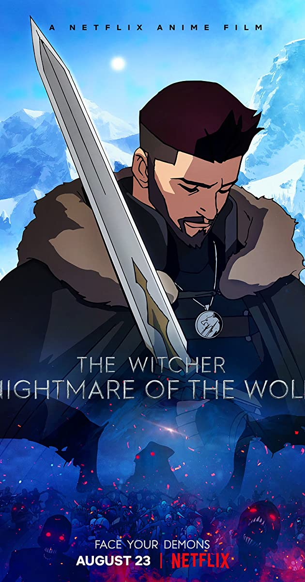 The Witcher Nightmare of the Wolf (2021)
