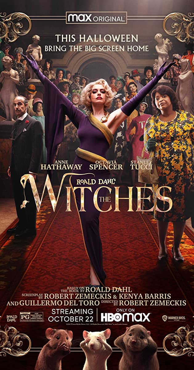 The Witches (2020): แม่มด