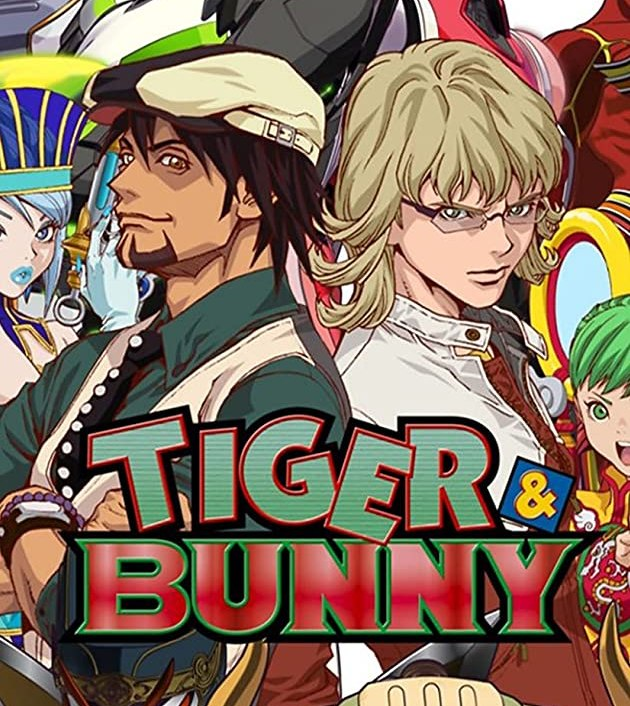 Tiger & Bunny TV Series (2011)