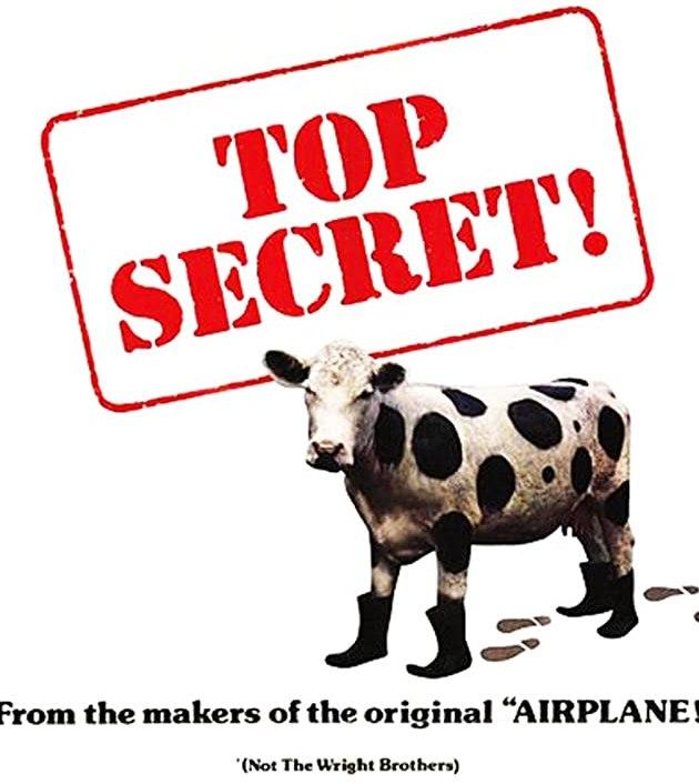 Top Secret! (1984) :ลับสุดบ๊องส์