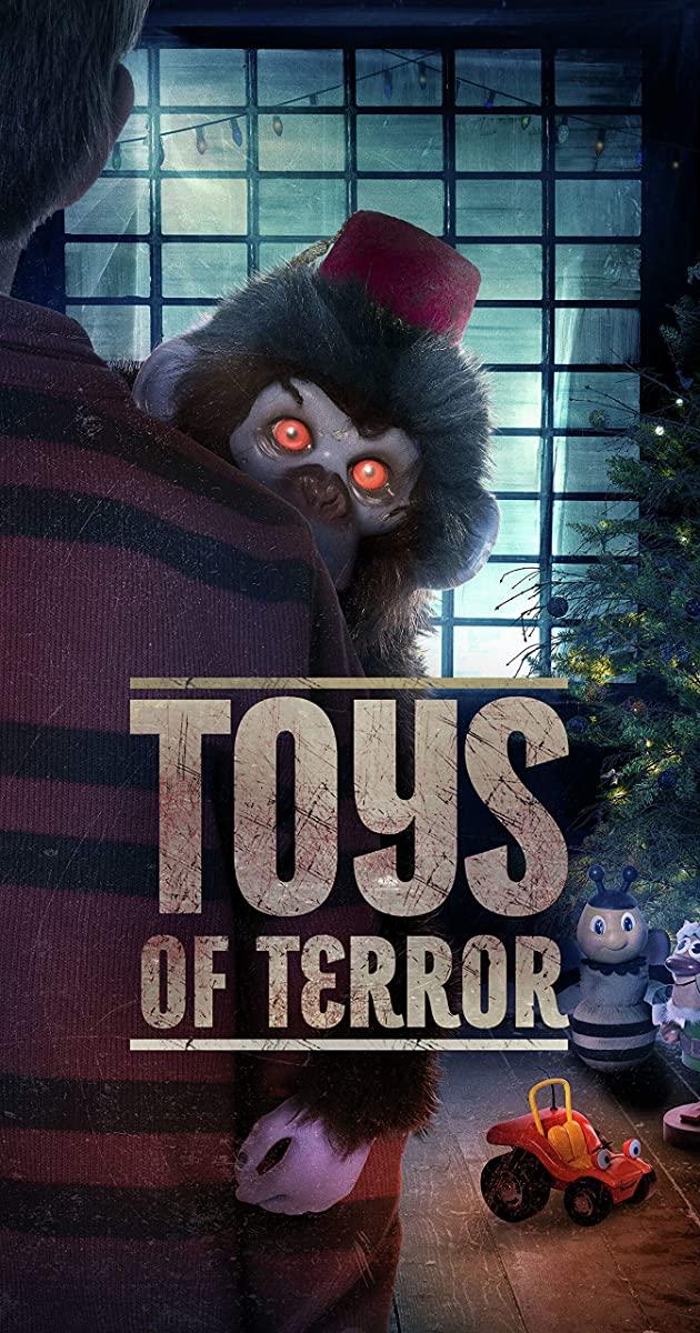 Toys of Terror (2020): ของเล่นแห่งความหวาดกลัว