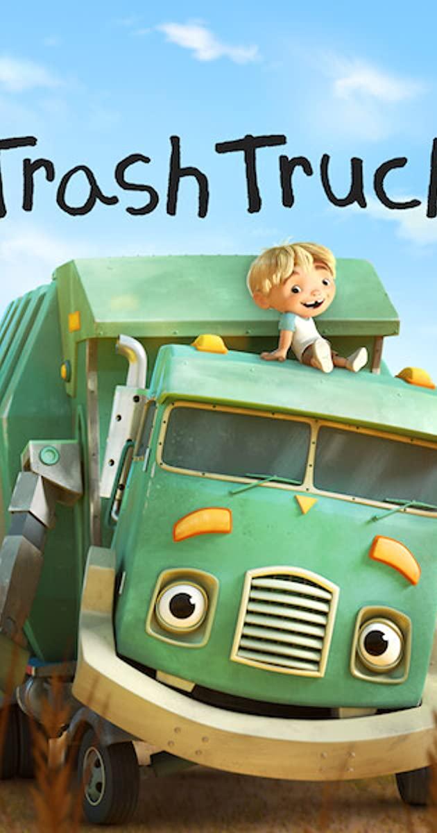 Trash Truck TV Series (2020): แทรชทรัค คู่หูมอมแมม