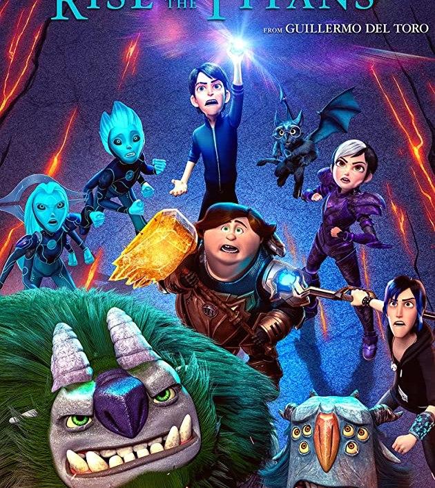 Trollhunters Rise: of the Titans (2021): โทรลล์ฮันเตอร์ส ไรส์ ออฟ เดอะ ไททันส์