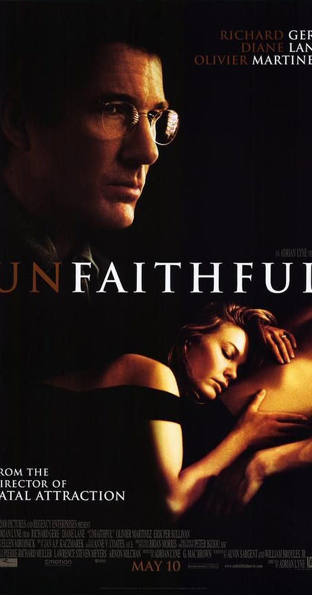 Unfaithful (2002) : ชู้มรณะ