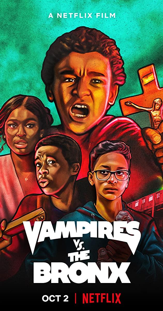 Vampires vs. the Bronx (2020): แวมไพร์บุกบรองซ์