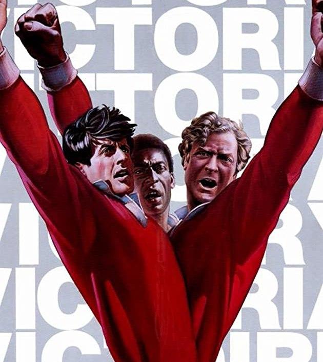 Victory (1981): เตะแหลกแล้วแหกค่าย