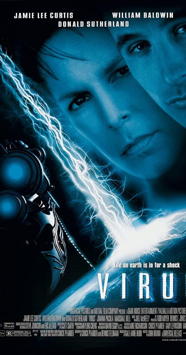 Virus (1999): ฅนเหล็กไวรัส เปลี่ยนพันธุ์ยึดโลก