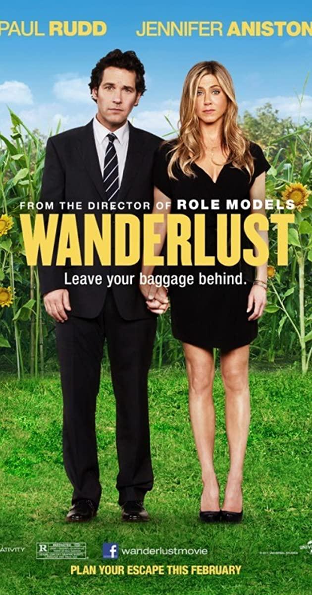 Wanderlust (2012): หนีเมืองเฮี้ยว มาเฟี้ยวบ้านนอก