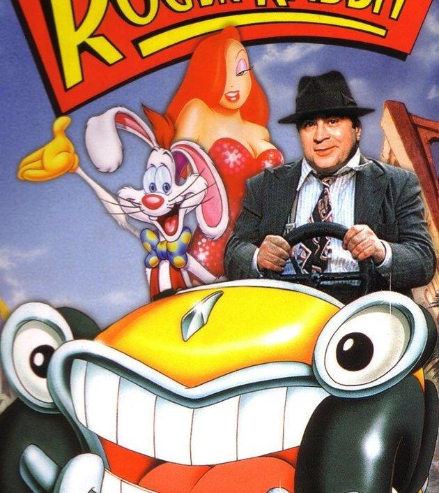 Who Framed Roger Rabbit (1988) : โรเจอร์ แรบบิท ตูนพิลึกโลก