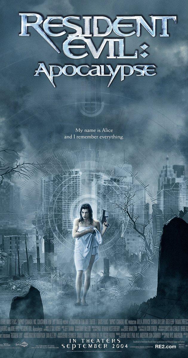 Resident Evil: Apocalypse (2004): ผ่าวิกฤตไวรัสสยองโลก
